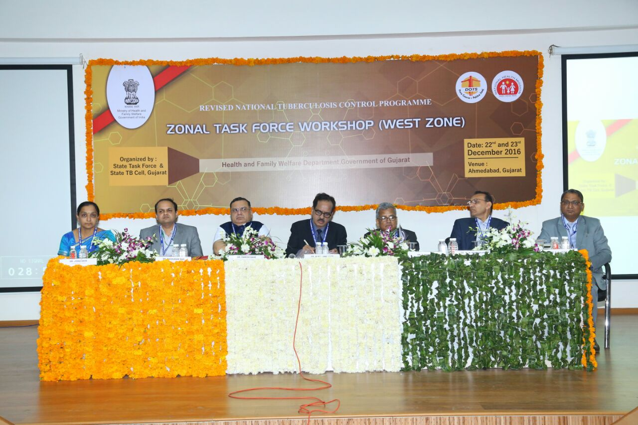 RNTCP Zonal Task Force Workshop (West Zone)