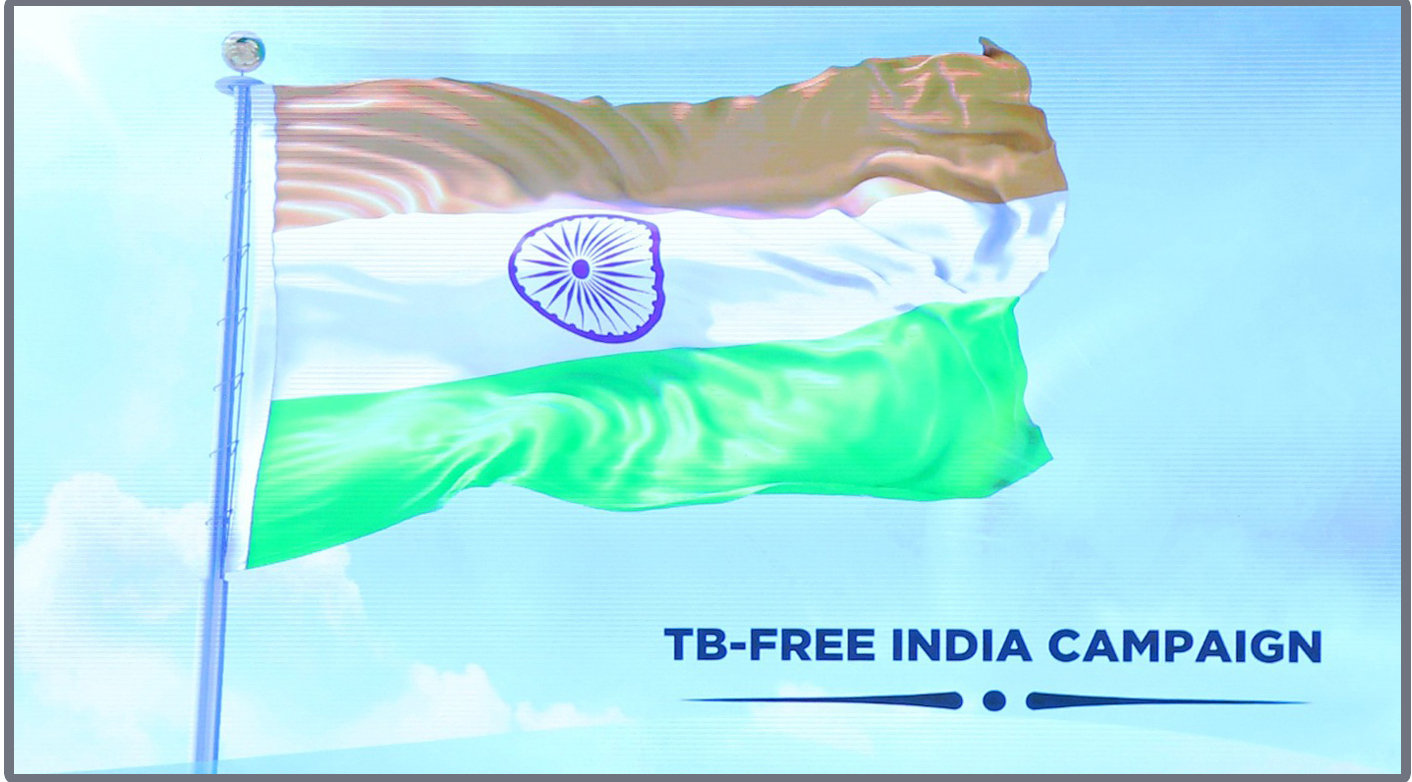 National Campaign on TB - Free India